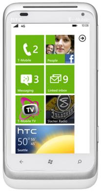 T-Mobile HTC Radar 4G Smartphone