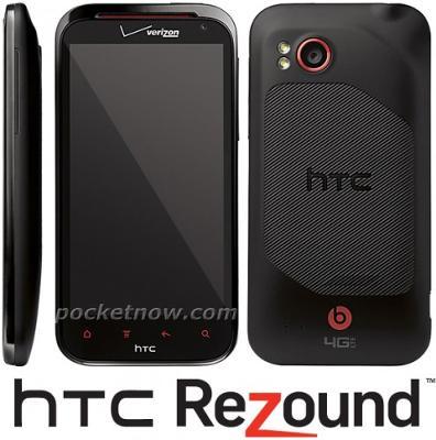 HTC Rezound Press Leak Courtesy Pocketnow